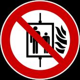 iso7010 P020 Brandschutzzeichen